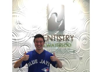 Waterloo dentist Dr. Holman Yu, DDS