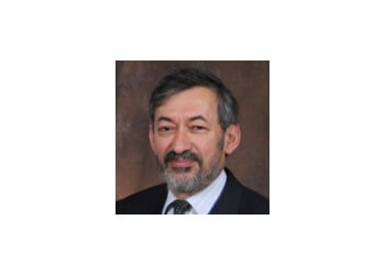 Kingston cardiologist Dr. Hoshiar Abdollah, MB, ChB, FRCPC