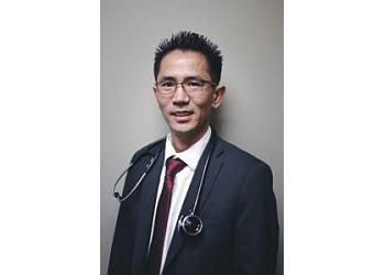 Chatham cardiologist Dr. Howard Hoa Van, MD