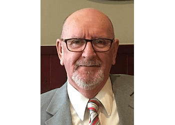 Regina podiatrist Dr. Ian G. Stewart