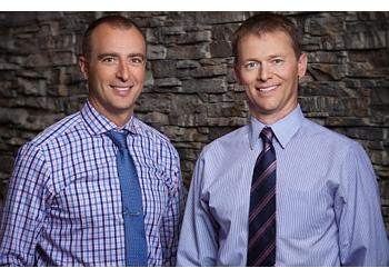 Edmonton orthodontist Dr. Ian McKee, DDS & Dr. Shawn Russett, DDS