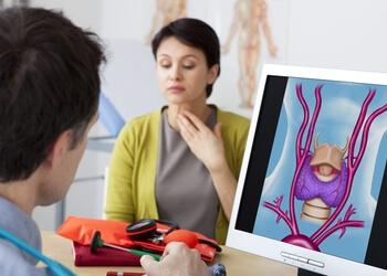 Mississauga endocrinologist Dr. Irving Gottesman