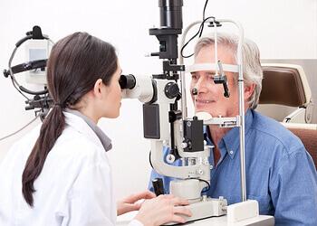 Saint John optometrist Dr. J.L. Collier, OD