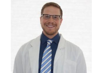 Moncton podiatrist Dr. J Ryan Hartlen, DPM