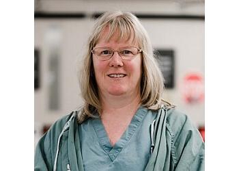 Edmonton gynecologist Dr. Jacquie McCubbin