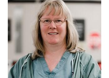 Edmonton gynecologist Dr. Jacquie McCubbin, MD