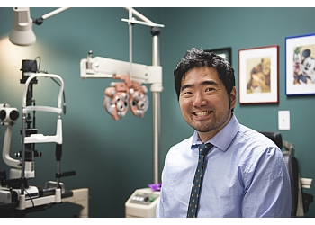 St Catharines pediatric optometrist Dr. Jae Song, OD