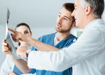Brampton radiologist Dr. James A Haroun