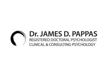 Regina psychologist Dr. James D. Pappas, Ph.D