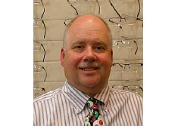 Cambridge pediatric optometrist Dr. James L. Dippel, OD