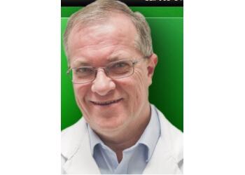 Hamilton radiologist Dr. James Watt