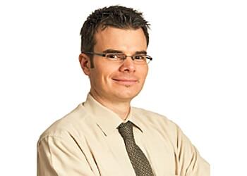 Sherwood Park optometrist Dr. Jason Alexander, OD