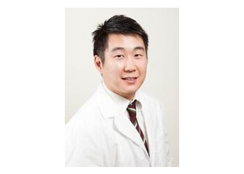 Richmond optometrist Dr. Jason Ding, OD