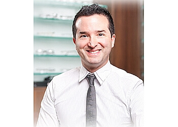 Toronto pediatric optometrist Dr. Jason M. Hershorn, OD
