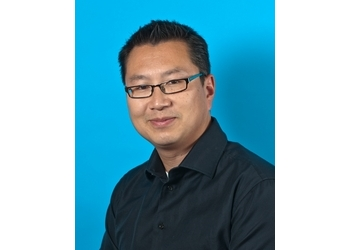 Sherwood Park cosmetic dentist Dr. Jason Pan, DDS