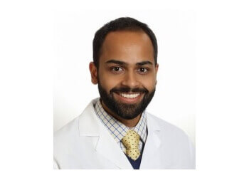 Surrey podiatrist Dr. Jaspaul Riar, DPM