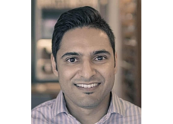 Ottawa pediatric optometrist Dr. Jay Mithani, OD