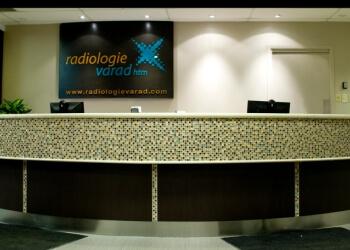 Montreal radiologist Dr. Jean-Martin Baillargeon