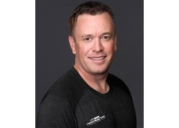 Red Deer chiropractor Dr. Jeff Hindbo, DC, C.C.W.P.