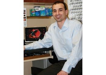 Mississauga optometrist Dr. Jeff Sciberras, OD