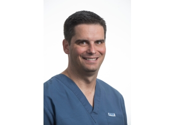 Fredericton cosmetic dentist Dr. Jeremy Blacquier, DDS