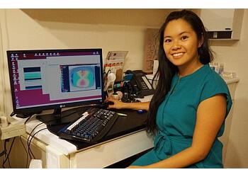 Vancouver pediatric optometrist Dr. Jessica Chan, OD