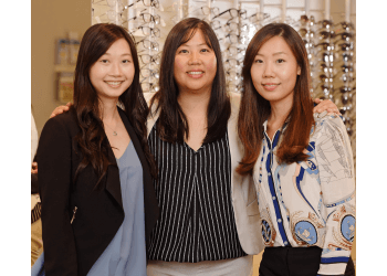 Vancouver optometrist Dr. Jessica Chang, BSc, OD