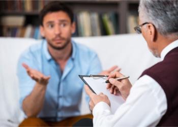 Burnaby psychologist Dr. Jim Roche, Ph.D, R.Psych, RMFT