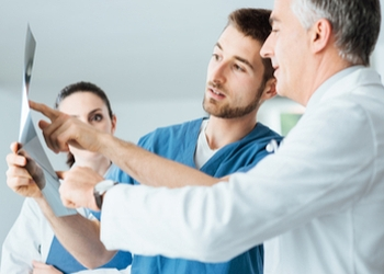 Edmonton radiologist Dr. John Amanie, MD