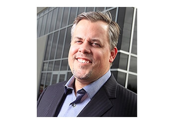 Moncton orthodontist Dr. John McManaman, BSc, DDS