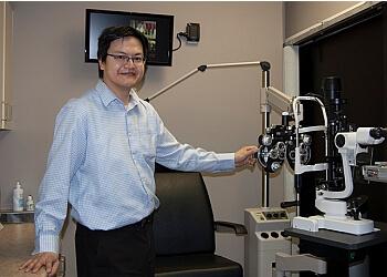 Victoria optometrist Dr. John Poon B.Sc (Hons), OD