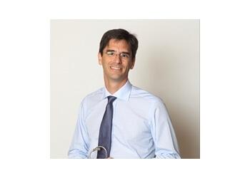 Halifax cardiologist  John Sapp, Jr, MD, FRCPC, FHRS