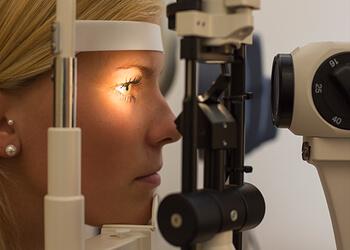 Belleville optometrist Dr. John Weido, OD