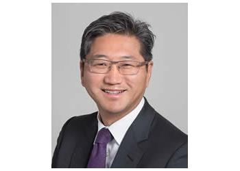 London ent doctor Dr. John Yoo, MD, FRCS(C)