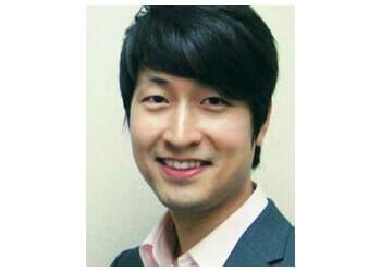 Belleville cosmetic dentist Dr. John Yun, DDS