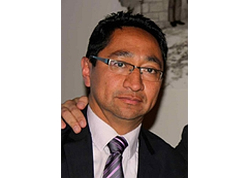 Saskatoon neurologist Dr. Jose F. Tellez-Zenteno, MD, PhD, FRCP (C), CSCN (EEG)
