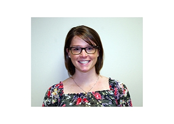 Sudbury pediatric optometrist Dr. Julia Levesque, OD