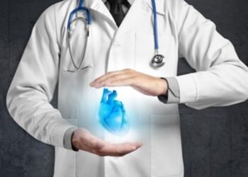 Saguenay cardiologist Dr. Julianna Melinda Barabas