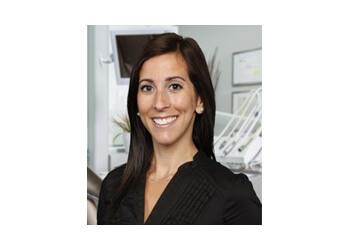Levis dentist Dr. Julie Corriveau, DDS