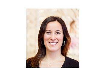 Burlington pediatric optometrist Dr. Julie Jongepier, OD
