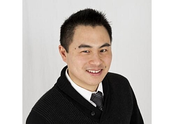 Windsor optometrist Dr. Justin Chan, OD