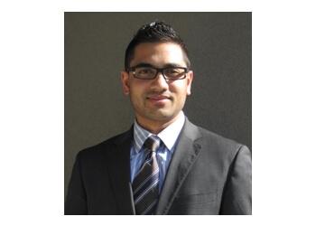 Burlington ent doctor Dr. Justin Khetani, HBSc, MD, FRCSC