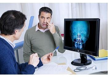 Calgary ent doctor Dr. Justin Chau, MD, FRCSC