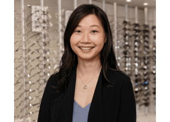 Vancouver pediatric optometrist Dr. Karen Lee, BSc, OD