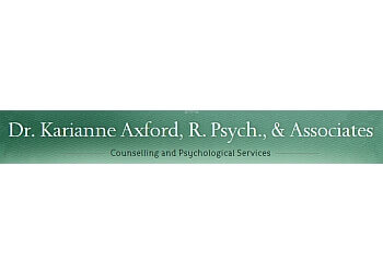 Langley psychologist Dr. Karianne Axford, R. Psych.