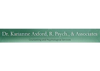 Maple Ridge psychologist DR. KARIANNE AXFORD, R. PSYCH