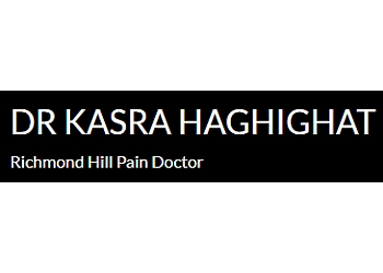 Richmond Hill primary care physician Dr. Kasra Mike Haghighat, MD