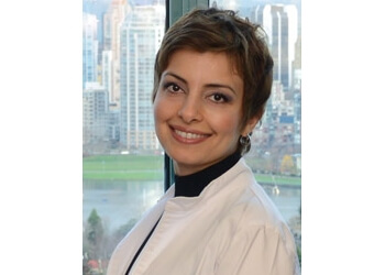 Dr. Katy Shayesteh, DDS Vancouver Cosmetic Dentists