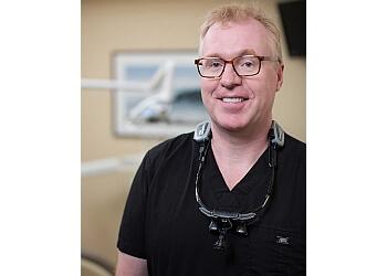Ottawa dentist Dr. Ken Crossman, DDS