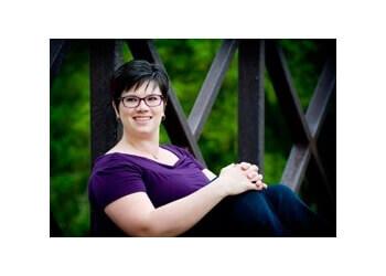 Medicine Hat pediatric optometrist Dr. Kerrie Schwandt, BSc, OD